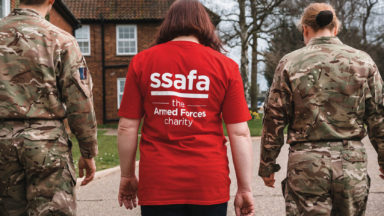 SSAFA's Social Work service for the RAF