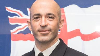 Lieutenant Peter Taylor