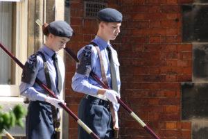 Scarborough 739 Squadron Cadets