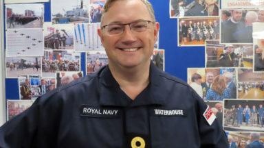 Commodore Phil Waterhouse ADC